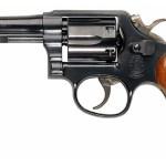 Smith & Wesson Model 10 service revolver