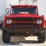 Used 1972 Ford Bronco For Sale 54 900 Tactical Fleet Stock Tf1006