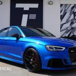 Used 2018 Audi Rs 3 2 5t Quattro For Sale 59 900 Tactical Fleet Stock Tf1247