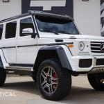 Used 2017 Mercedes Benz G Class G 550 4x4 Squared For Sale 209 900 Tactical Fleet Stock Tf1506