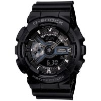 G-Shock GA110-1B Military Series Watch Black Review