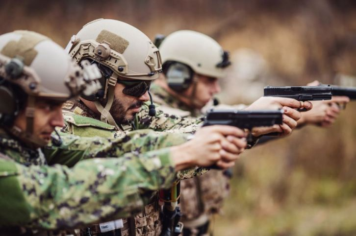 Grip Strength Training For Marksmanship And Pistol Shooting