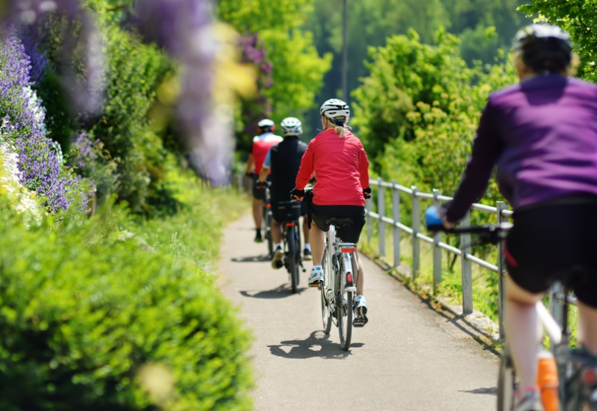 Best Places to Cycle in Europe