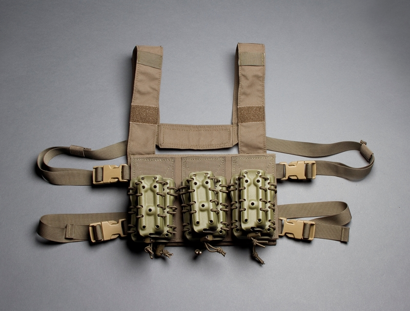 Contact Series 3x3 Micro Chest Rig