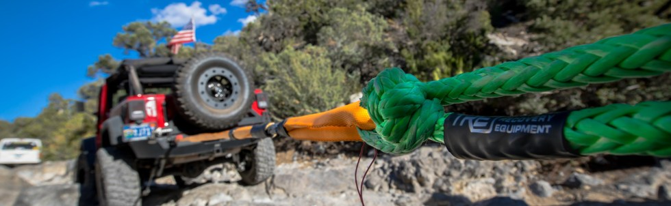 Tow Rope - Jeep