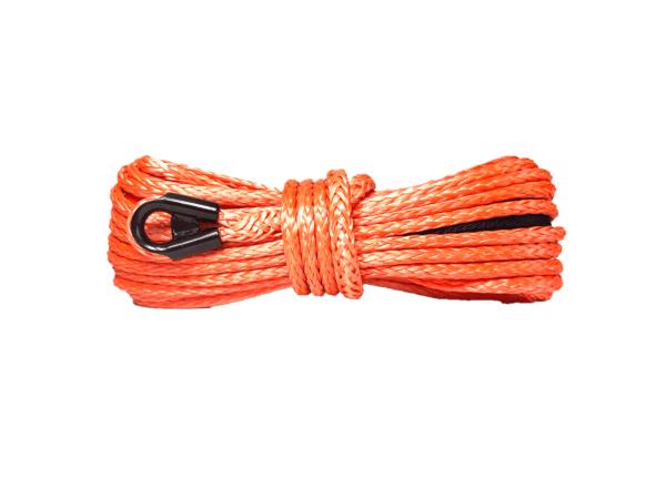 "1/2"" Winch Rope - Orange"