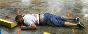 christian santiago asesinado