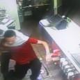 Buscan asaltante captado en vídeo del negocio Wendys en Cupey (Vea Video del Asalto)