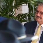 Caldero apoya que policías no participen en política activa