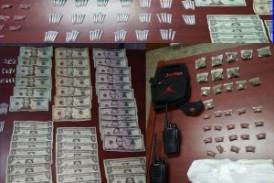 Corozal – Se ocupa gran cantidad de drogas y dinero en efectivo