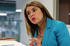 Catalogan como 'chiste' la posible entrada a la judicatura de la Presidenta de la CEE
