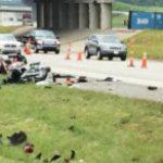 Teniente de la Policía muere en accidente camino a sus labores