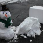 ¡Ya puedes recibir una caja de nieve para construir tu propio muñeco de nieve!