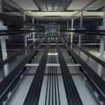 El ascensor más rápido del mundo se desplaza a una velocidad de 20,5 metros por segundo