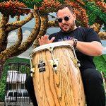Galdy Santiago fusiona su salsa (Video-entrevista)