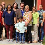 Entrega nuevo hogar a familia carolinense