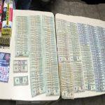 Ocupan dinero, pirotecnia y arrestan sujeto en Yabucoa