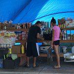 En enero culminará distribución de alimentos en San Juan tras el paso del huracán María