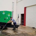 Cuerpo de Bomberos intensifica trabajos para la reparación de sus estaciones