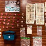 Ocupan arma y sustancias controladas en Río Grande