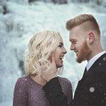 """Novios """"congelan su amor"""" en una espectacular y original sesión fotográfica"""