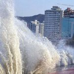 Advertencia… Tsunami