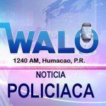 Roban armas de vehículo en Yabucoa