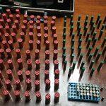 Hallan gran cantidad de municiones en Río Grande