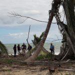Sospechosos limpiaron la casa de fenecido encontrado en balneario Punta Santiago