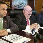 Gobernador accede a retirar Plan de Reorganización del DE, dice presidente cameral