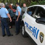 La Policía busca a un hombre que agredió a su expareja con un machete