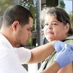 Vacunación masiva contra la Influenza en Luquillo