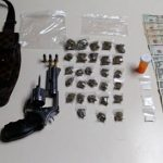 Arresto por Ley de Armas y Ley de Sustancias Controladas en Humacao
