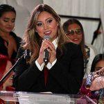 En pro de reconstrucción de Puerto Rico, Primera Dama promueve competencia de diseñadores de moda
