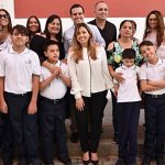 Primera Dama anuncia nuevo significado para el proyecto de las chiringas en La Fortaleza