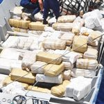 Detienen bote con cargamento de cocaína y heroína en ruta a Puerto Rico