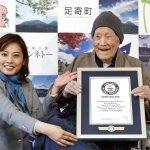 Conoce al hombre más viejo del mundo…