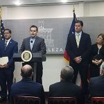 """La JCF anda como """"Cuca Gómez"""", según el gobernador"""