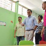 Gobernador Rosselló Nevares inaugura primer proyecto en una escuela en desuso
