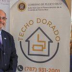 """Primera dama anuncia programa """"Techo Dorado"""""""