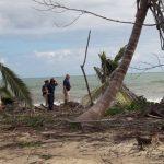 Cargos por asesinato en primer grado vinculado al cuerpo encontrado en el balneario de Punta Santiago