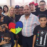 Celebran por todo lo alto Primer Día de Juegos e Integración Familiar por el Autismo en Río Grande