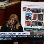 Comisionada Residente honra la memoria de soldados de la Guardia Nacional caídos en accidente