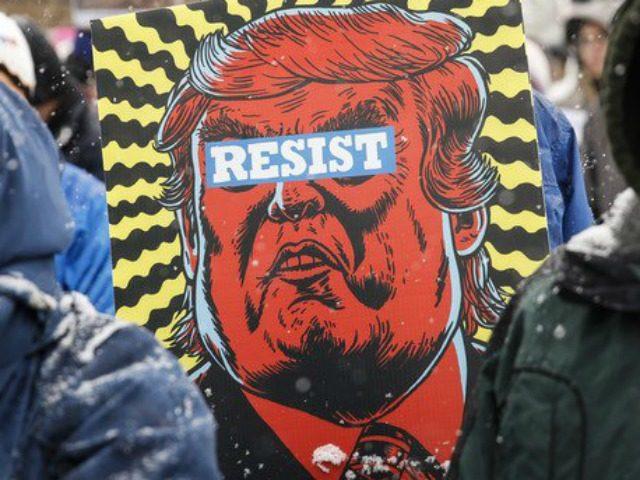 AntiTrump Resistance Fueling Raging Fever