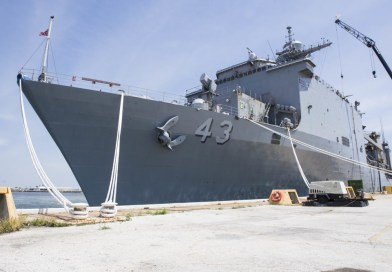 USS Fort McHenry to visit Constanta Port