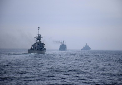 Sea Shield 19, the largest naval exercise in Romania
