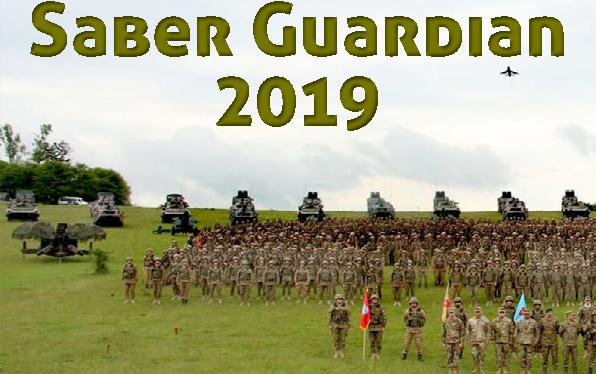 Saber Guardian 2019