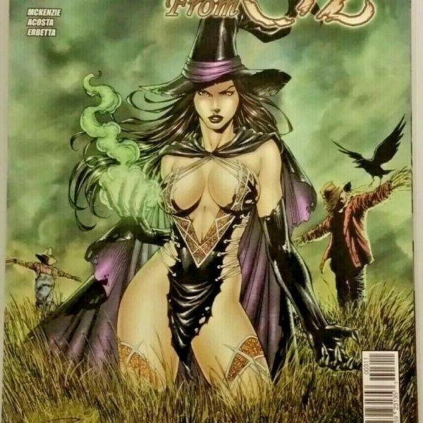 Tales from Oz: The Scarecrow 3, Zenoscope Entertainment
