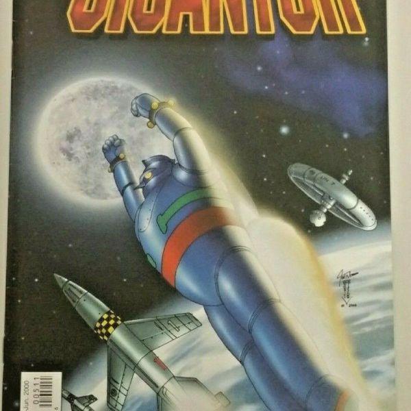 Gigantor Comic 5 from Antarctic Press