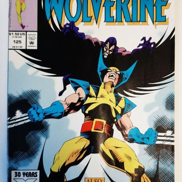 Marvel Comics Presents: Wolverine #125 Flip Book (Apr 1993)